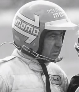 Moretti established the Momo motor racing accessories business in the 1960s