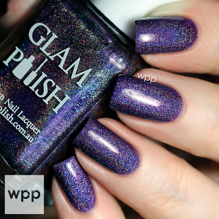GLAM Polish Knockout KABOOM!