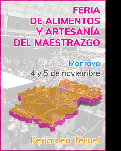 Feria de Alimentos y Artesanía del Maestrazgo