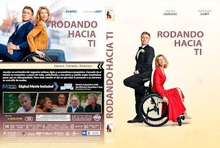CARATULA Tout le monde debout - RODANDO HACIA TI 2018 [COVER DVD ]