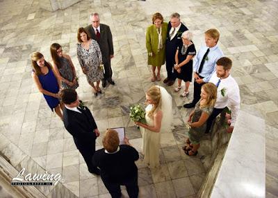 St Louis City Hall Ceremony