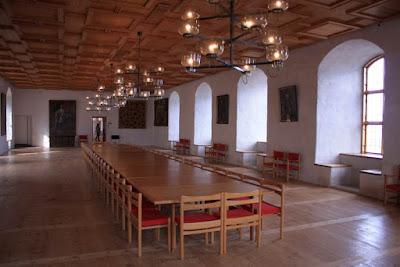 Castle of Turku in Finland