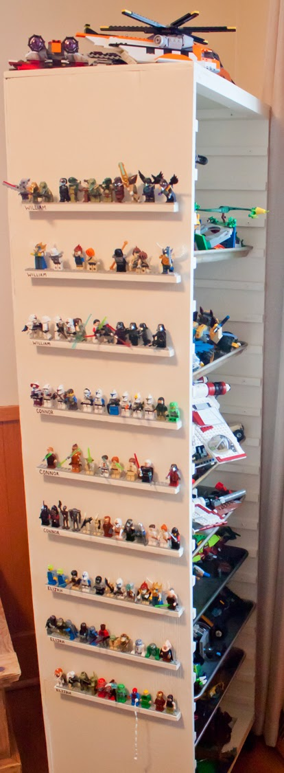 Room 2 Build Bedroom Kids Lego: Joy-Filled Chaos: Cart Creates Huge Amount Of LEGO Storage