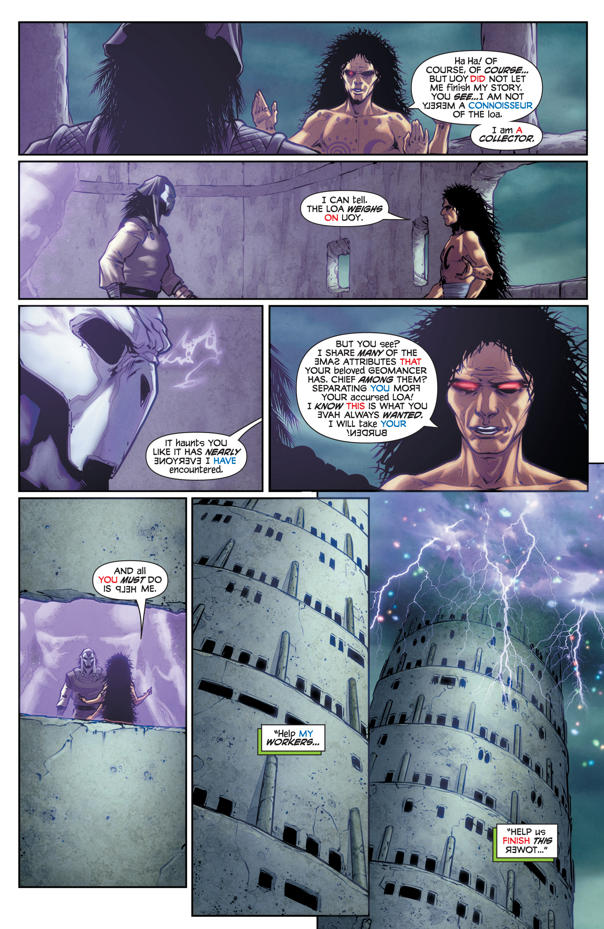 Read online Rapture comic -  Issue #2 - 25