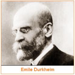 Tokoh sosiologi Emile Durkheim