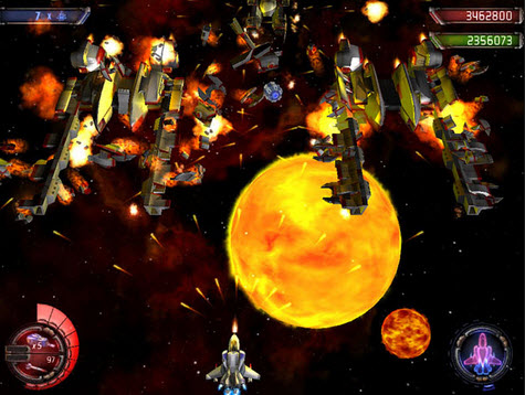 تحميل لعبه Deadly Stars أفضل لعبه حرب النجوم القاتلة لأاجهازت الكمبيوتر