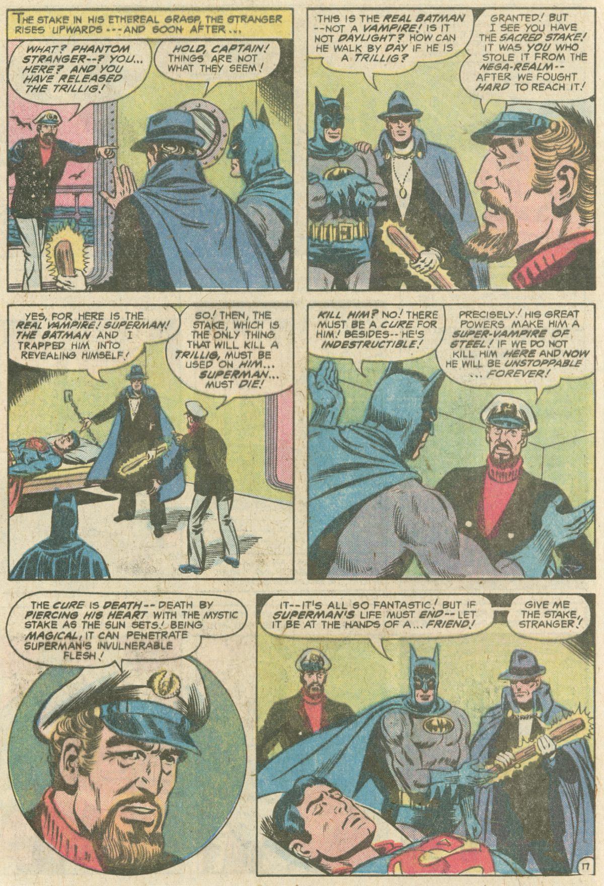 Read online World's Finest Comics comic -  Issue #249 - 18