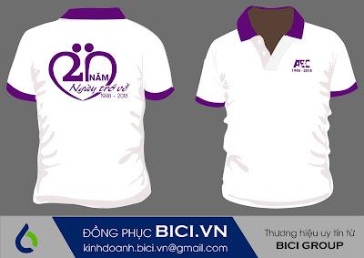 Mẫu áo lớp Quảng Nam 15
