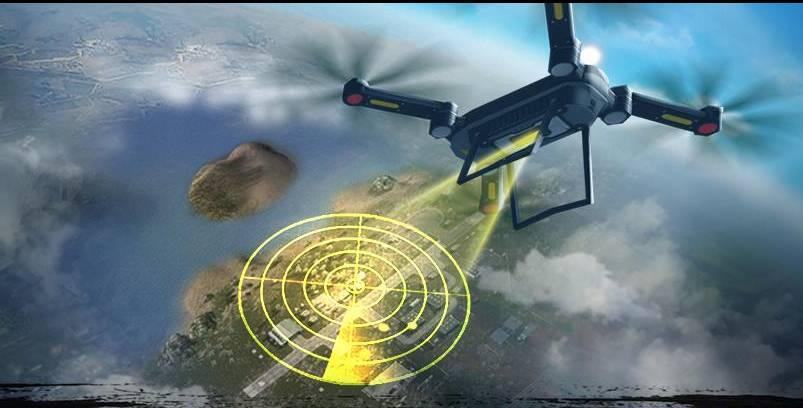 Cara Memanfaatkan Drone UAV, Fitur Terbaru Free Fire Battlegrounds