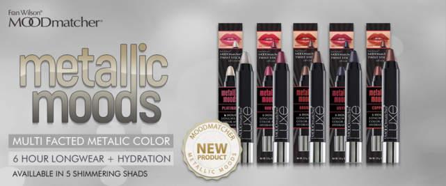 Moodmatcher Metallic Twist Stick Lipstick - Video Daftar Merk Lipstik Warna Metalik Terbaik Yang Bagus Tahan Lama dan Murah Harganya