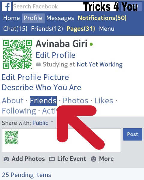 Tricks 4 You: HOW TO IDENTIFY FAKE FACEBOOK ACCOUNTS