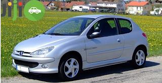 Peugeot 206 performance