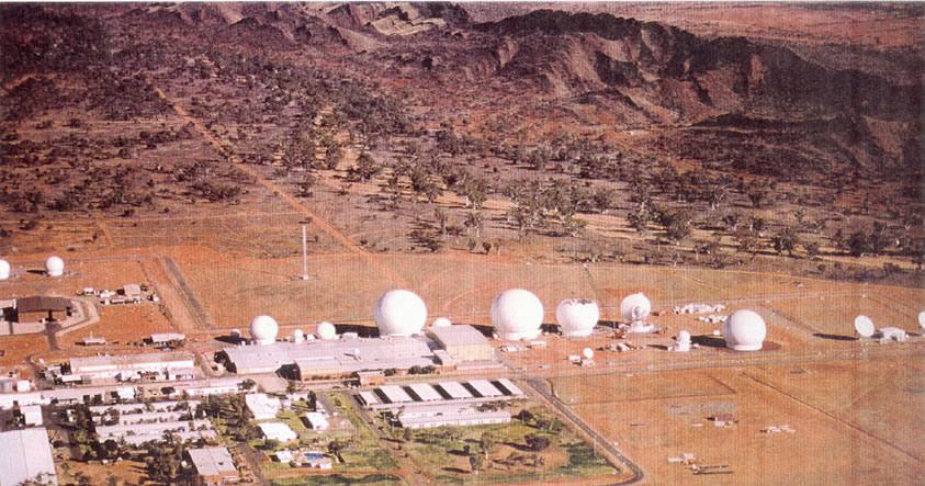 ¿Es la base de «Pine Gap» el escenario de un tratado extraterrestre en Australia?