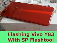 Update Cara Flash Vivo Y83 (1802) PD1803BF Menggunakan SP Flashtool