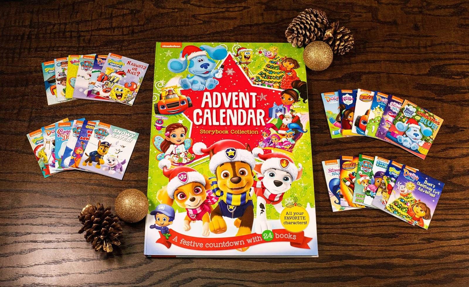 NickALive!: Studio Fun Int'l to Release 'Nickelodeon: Storybook