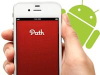 Cara paling mudah download dan Install Aplikasi Path pada Android