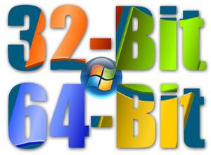 نوع نظام الويندوز المثبت لديك هل هو 32 بت او 64 بت