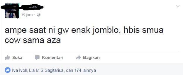 jomblo happy
