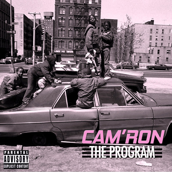 Cam'ron - The Program Cover