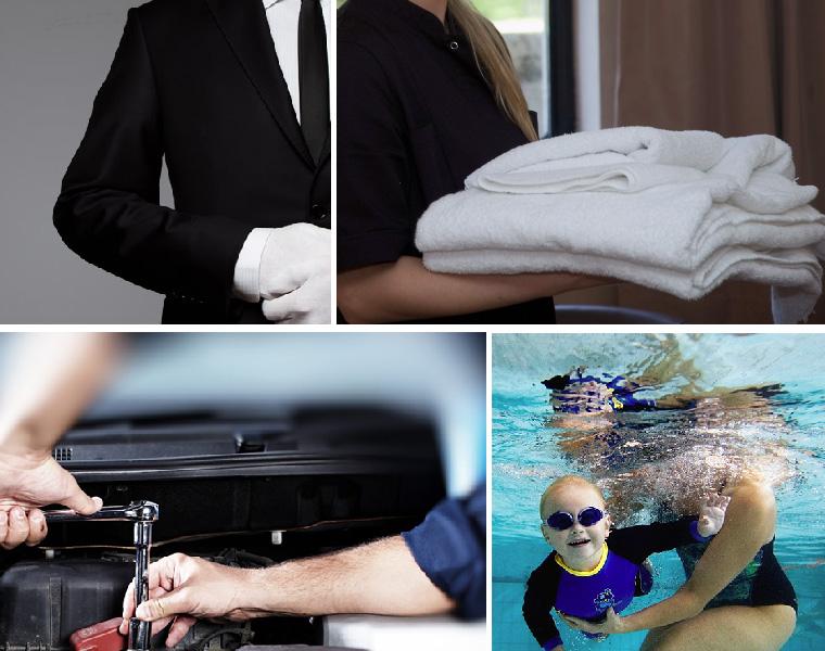 Gem Residences 24 hours concierge services