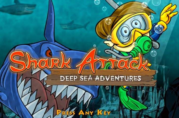 لعبة القرش shark Attack