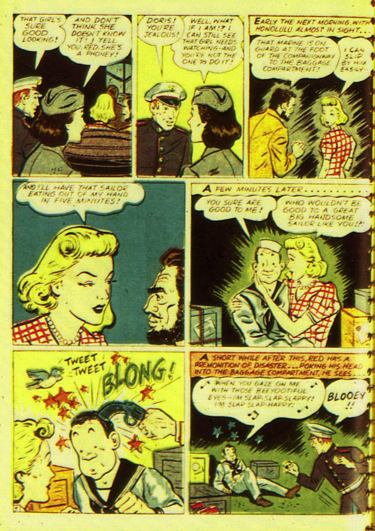 Read online All-American Comics (1939) comic -  Issue #20 - 63