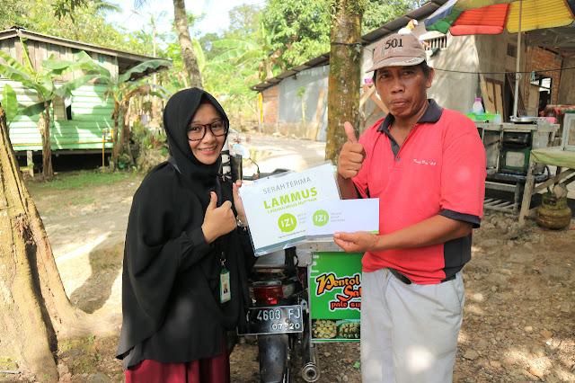 IMG 20180210 WA0021 - IZI KALTARA - Salurkan Bantuan Ekonomi