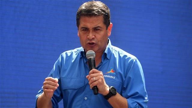 Honduras' President Juan Orlando Hernandez eyes reelection amid gang crackdown