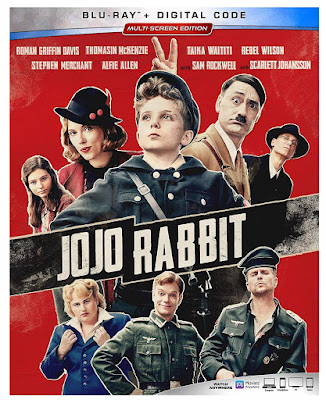 Jojo Rabbit 2019 Bluray