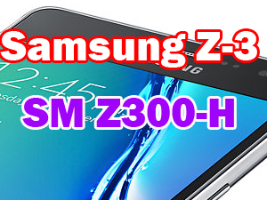Download Samsung Z-3 SM Z300-H Stock ROM