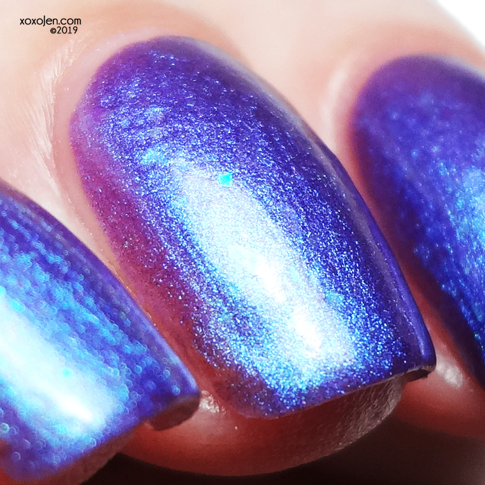 xoxoJen's swatch of Tonic Cloud Nine