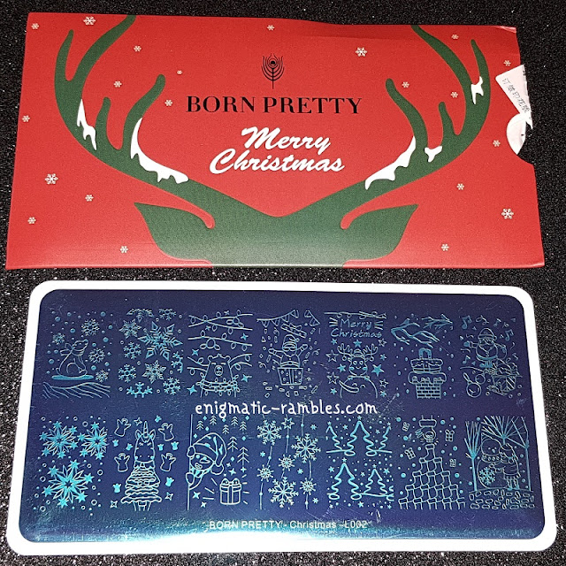 Review-Born-Pretty-Store-Christmas-L002-Stamping-Plate