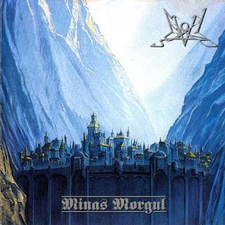 Minas Morgul Lyrics