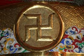 Buddhist symbol for peace