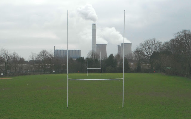 St Augustine's Field in Rugeley