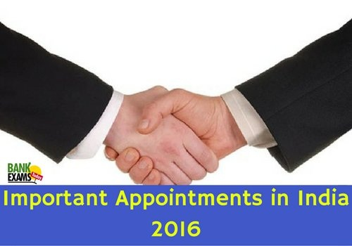 important appointments