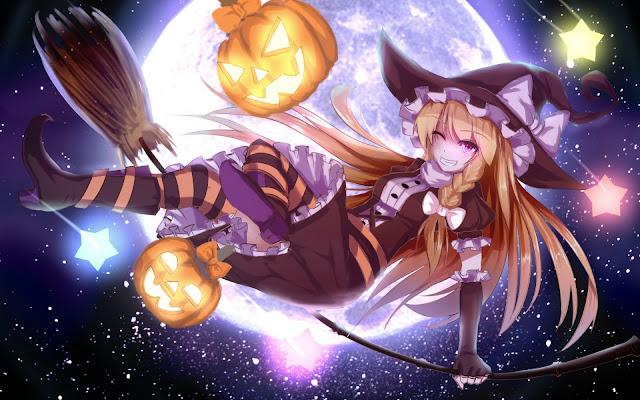 Veja aqui a lista dos melhores animes de magia com bruxas!