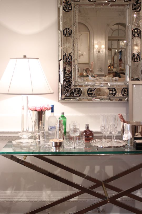 5 ways to add old hollywood glamour to your home - Old hollywood glamour decor ...