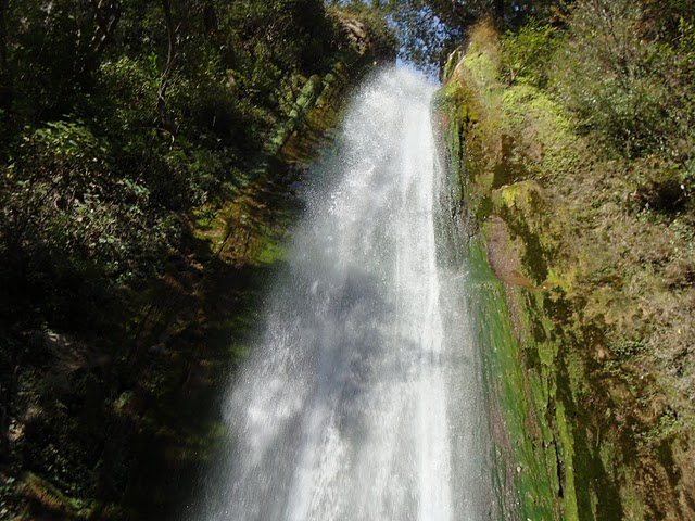 highest water fall