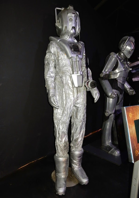 Doctor Who Earthshock 1982 Cyberman