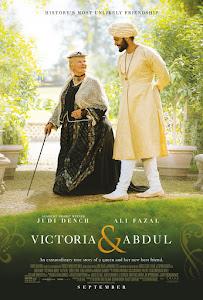 Victoria and Abdul Poster