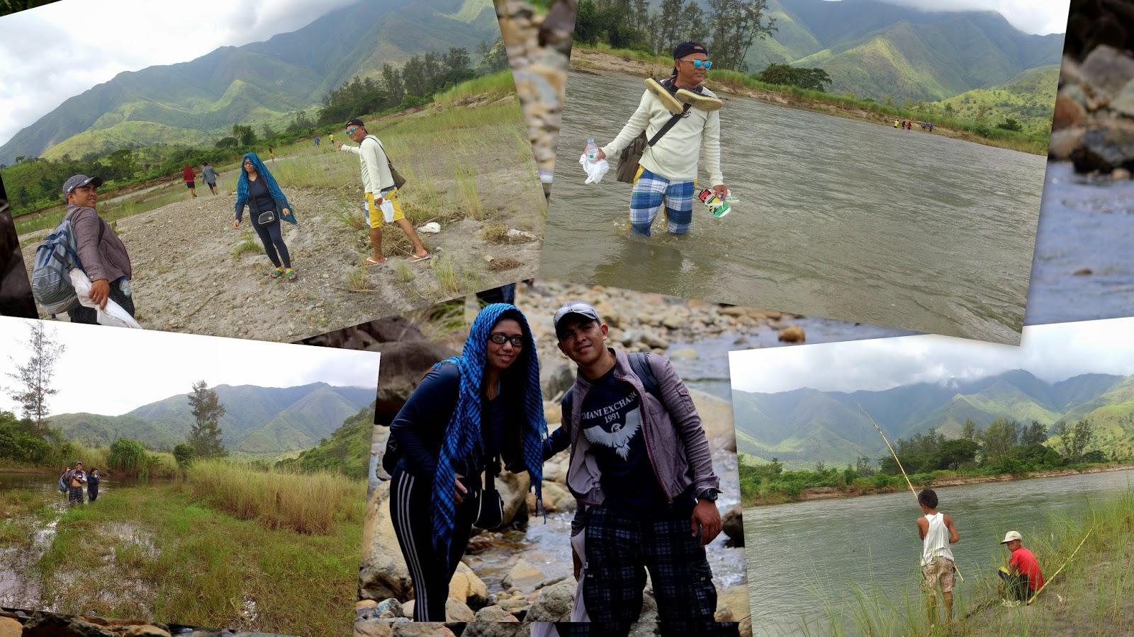 Capalngan Falls Trekking Pictures