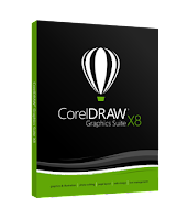 CorelDraw Graphics Suite X8 Full Version