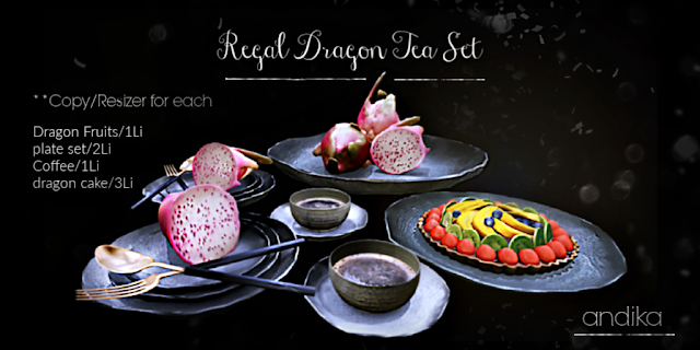andika[ Regal Dragon ・・・