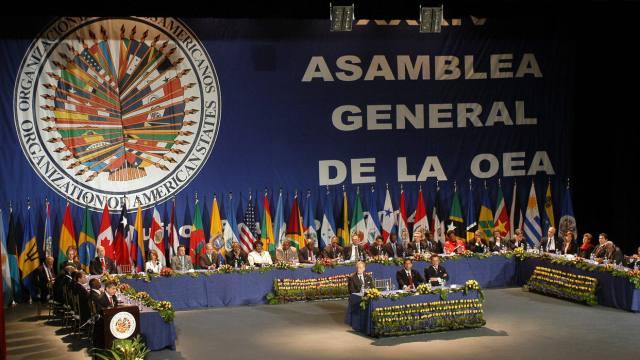 16 países piden a OEA reunión sobre Venezuela