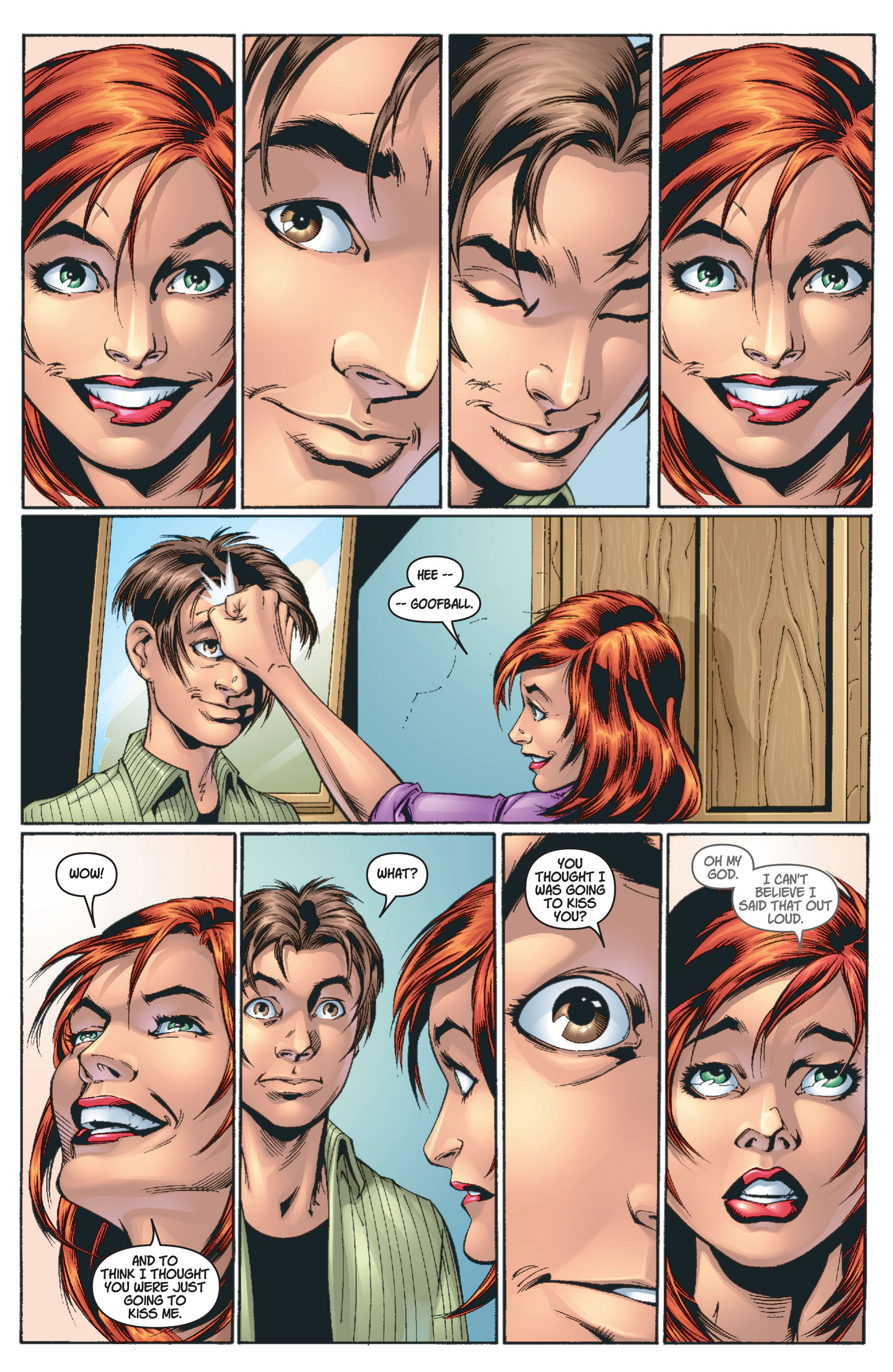 Read online Ultimate Spider-Man (2000) comic -  Issue #13 - 17