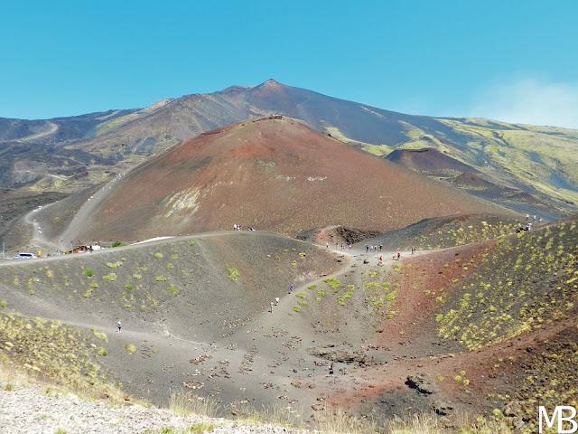 crateri silvestri etna sicilia