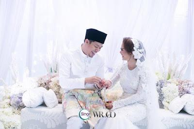 Majlis Akad Nikah Jep dan Sari Yanti #JepSari