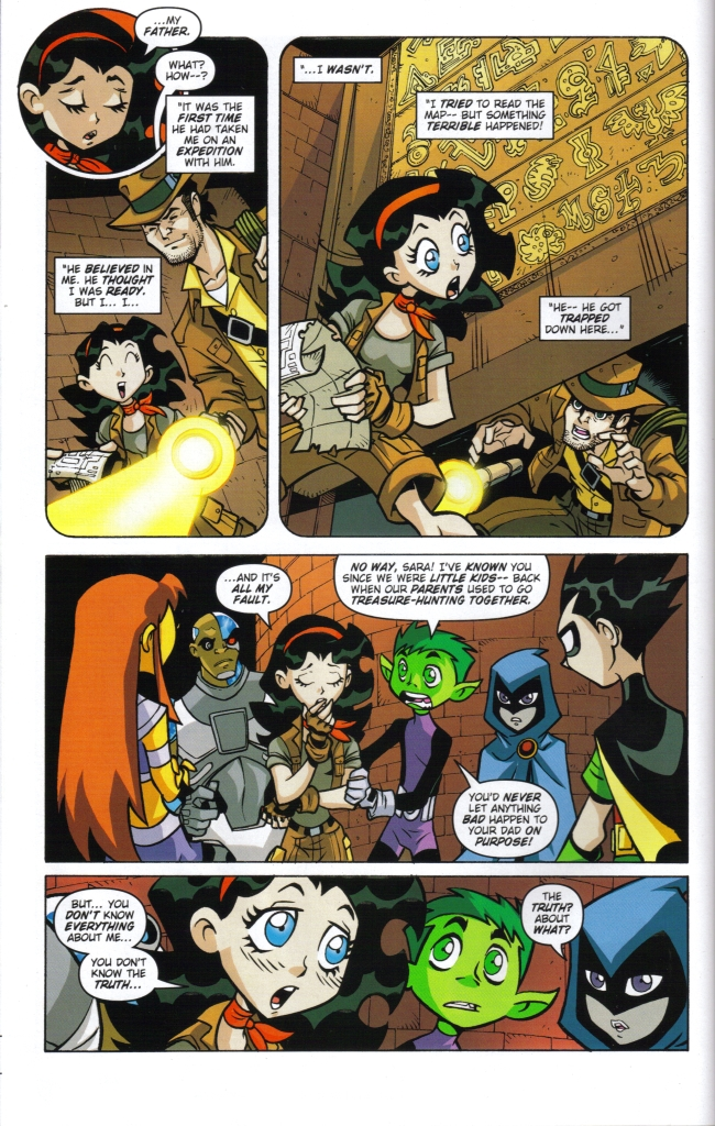 Read online Sonic The Hedgehog comic -  Issue #168 - 27