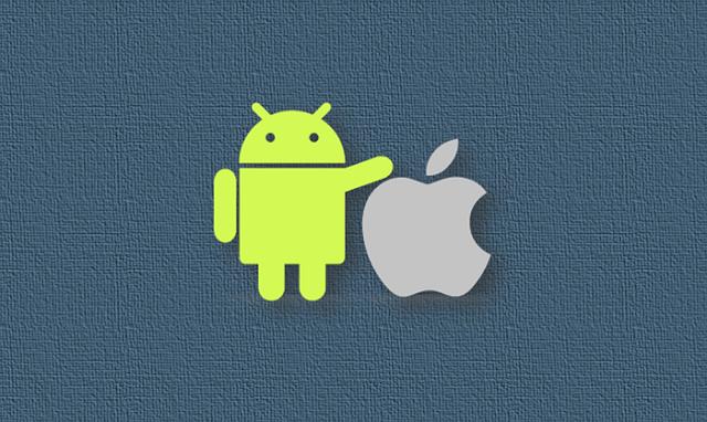 iPhone'daki numaraları Android'e taşıma